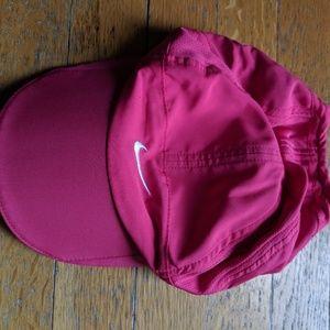 Pink Running Hat
